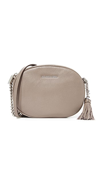 MICHAEL Michael Kors Medium Ginny Messenger Bag