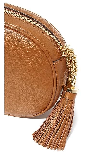 MICHAEL Michael Kors Medium Ginny Messenger Bag