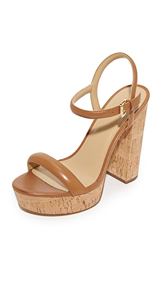 MICHAEL Michael Kors Dallas Platform Sandals