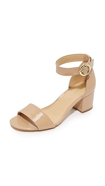 MICHAEL Michael Kors Lena Mid City Sandals