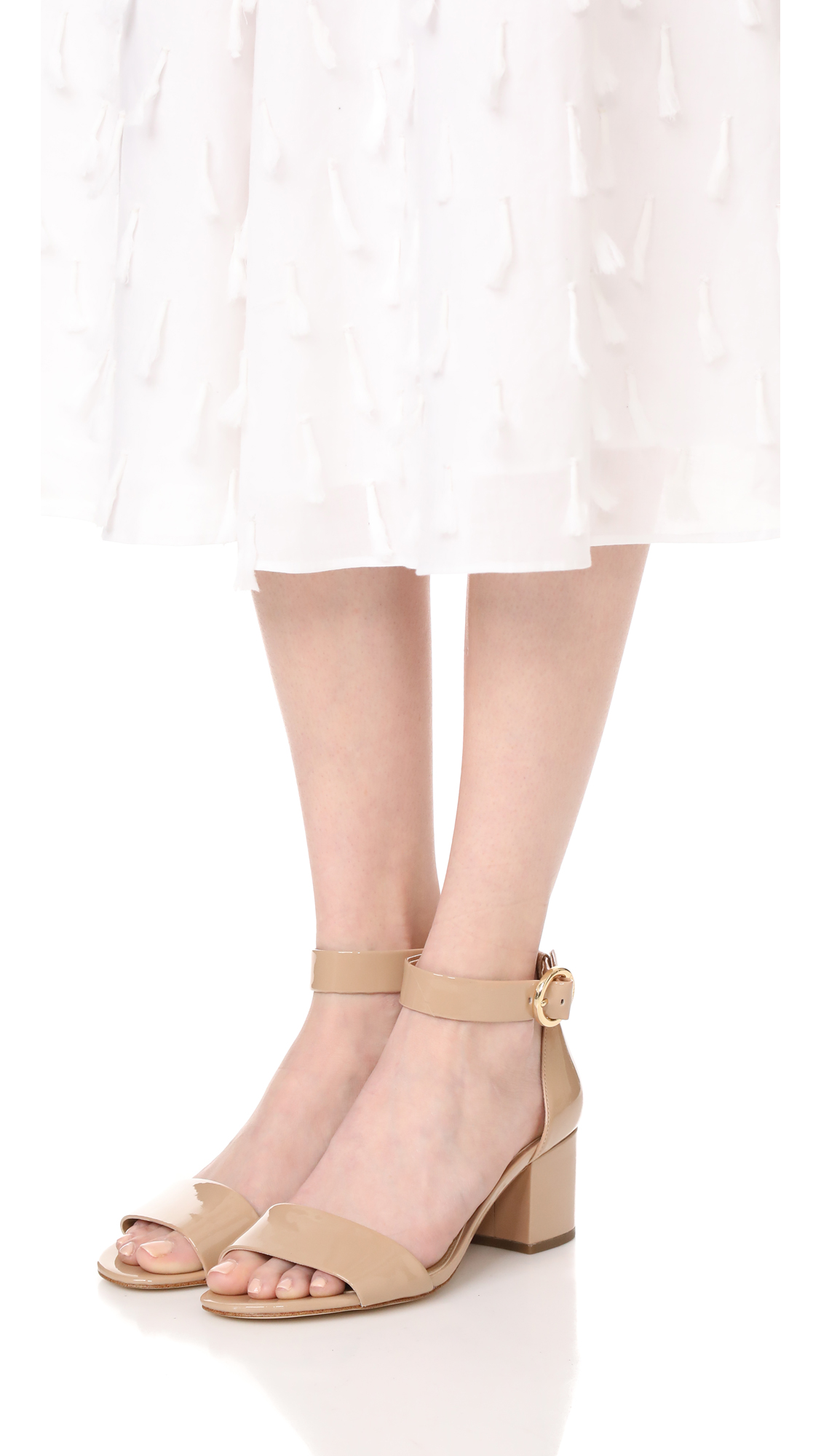 michael kors lena sandal black michael