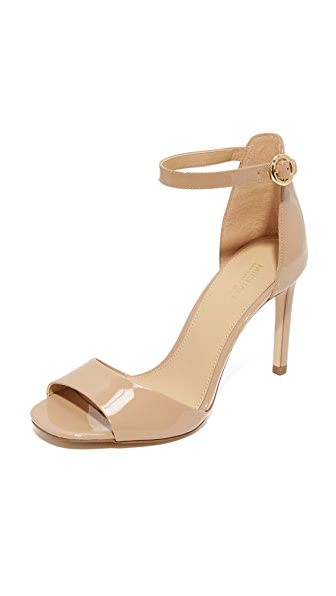 MICHAEL Michael Kors Lena Sandals - Toffee
