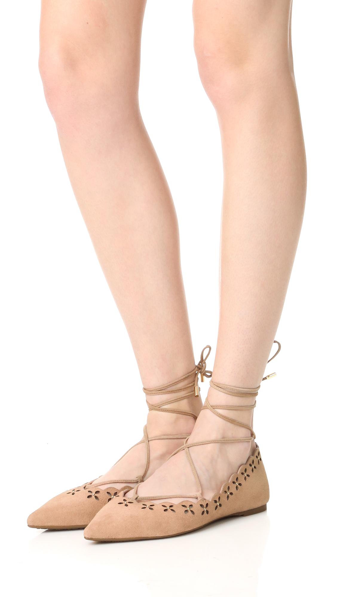 MICHAEL Michael Kors Thalia Ballet Flat kN2xcOB