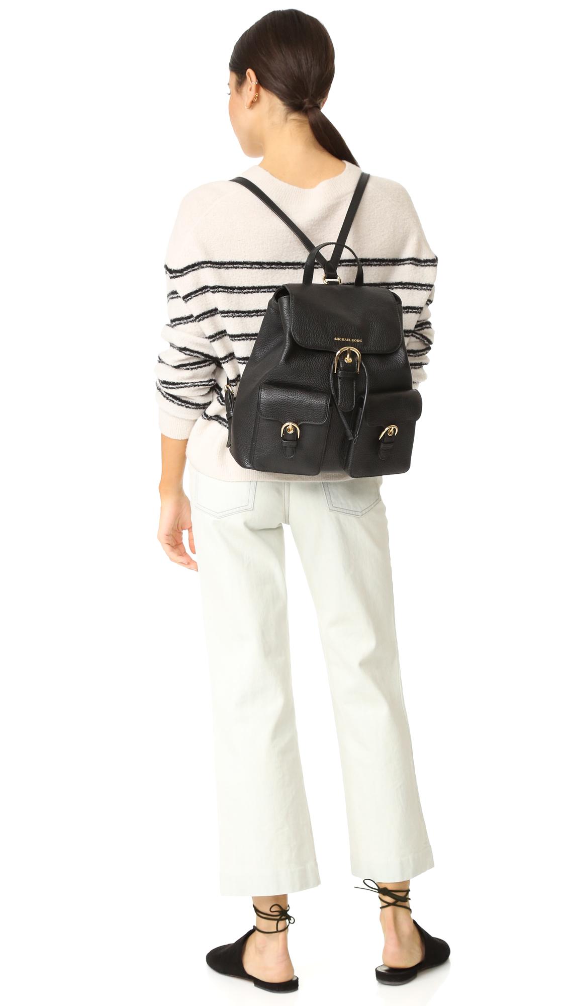 fad4e09a8c58 MICHAEL Michael Kors Small Cooper Flap Backpack | SHOPBOP