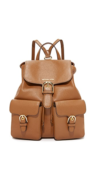 MICHAEL Michael Kors Small Cooper Flap Backpack