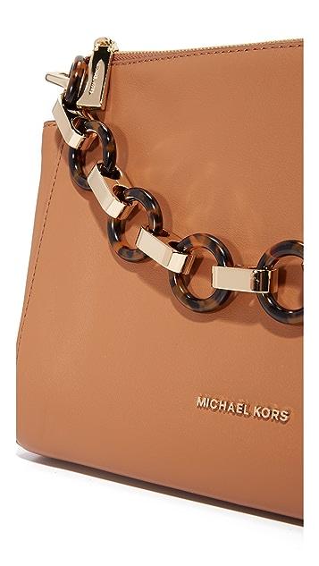 MICHAEL Michael Kors Сумка-портфель Gianna среднего размера