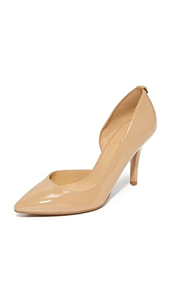 MICHAEL Michael Kors Nathalie Flex High Pumps - Nude
