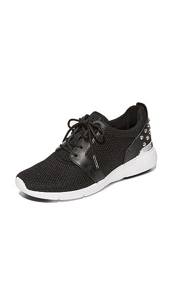 MICHAEL Michael Kors Astor Trainer Sneakers In Black