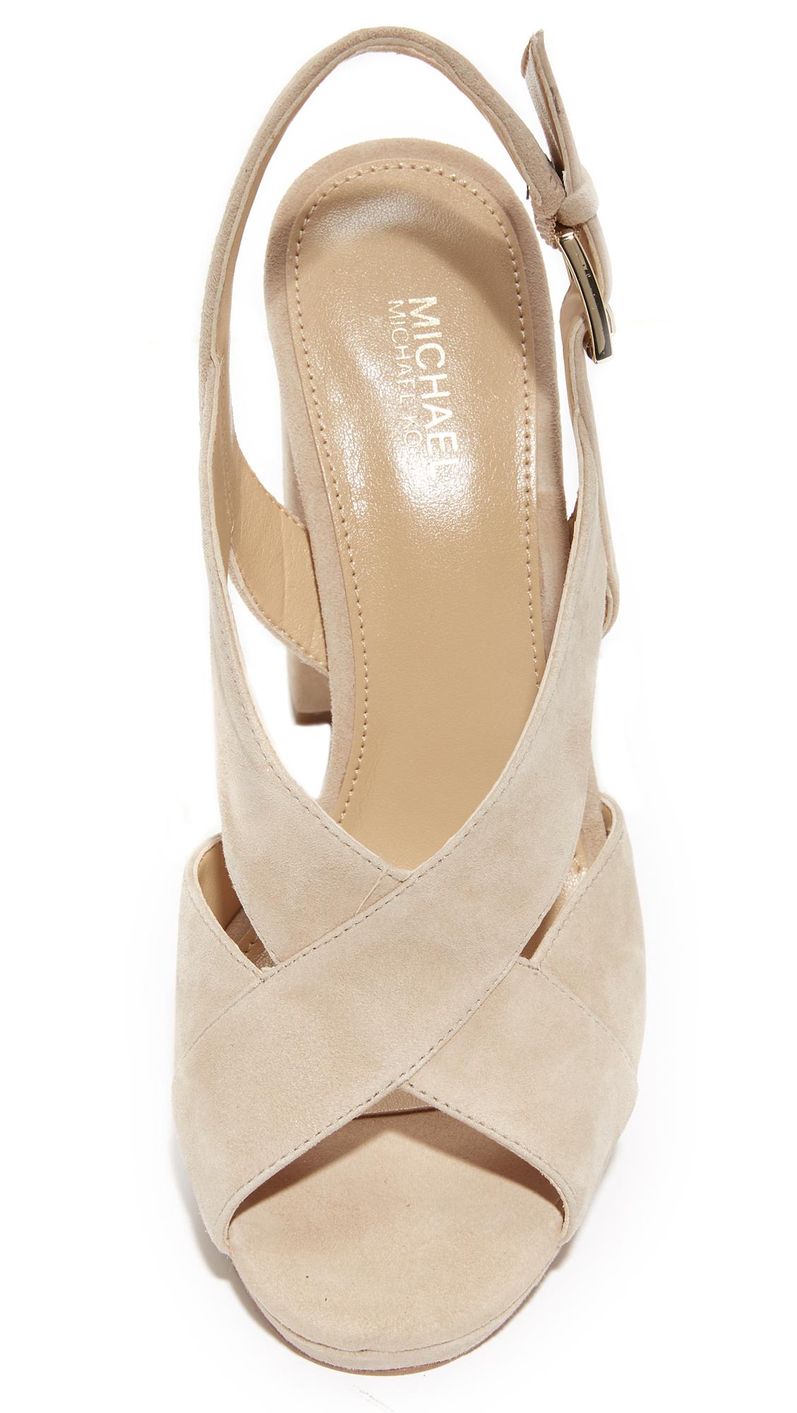 ab6e4a31e46 MICHAEL Michael Kors Becky Platform Sandals
