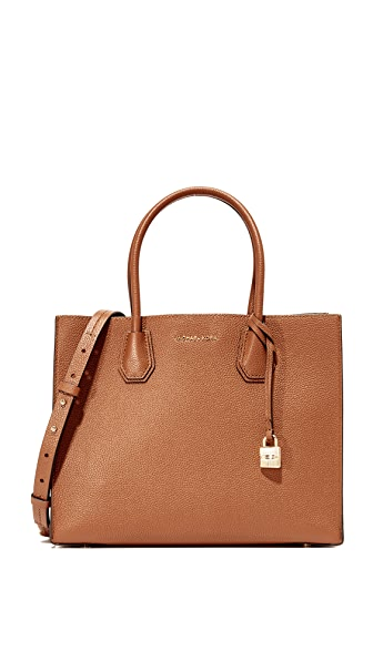 MICHAEL Michael Kors Mercer Tote - Luggage