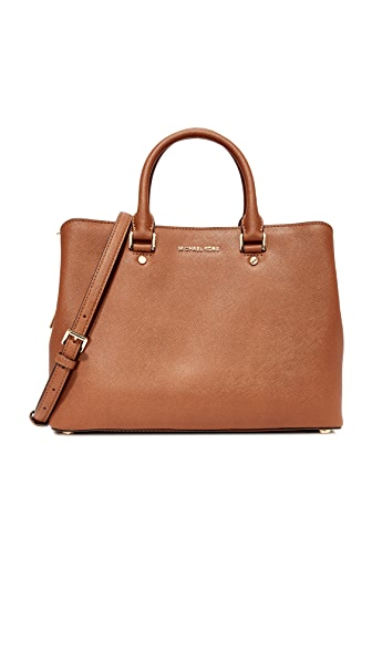 MICHAEL Michael Kors Savannah Satchel - Luggage