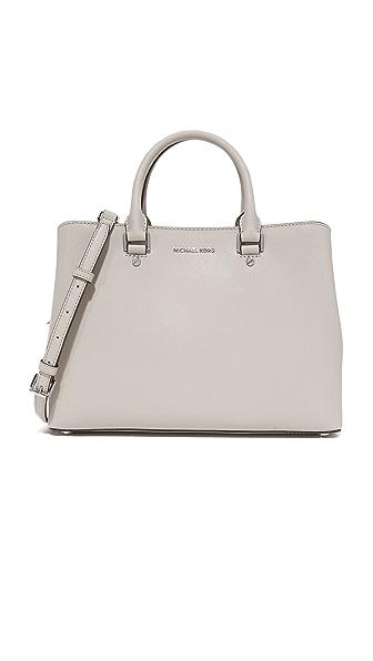 MICHAEL Michael Kors Большая сумка-портфель Savannah