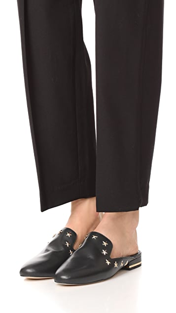 MICHAEL Michael Kors Natasha Star Studded Mules