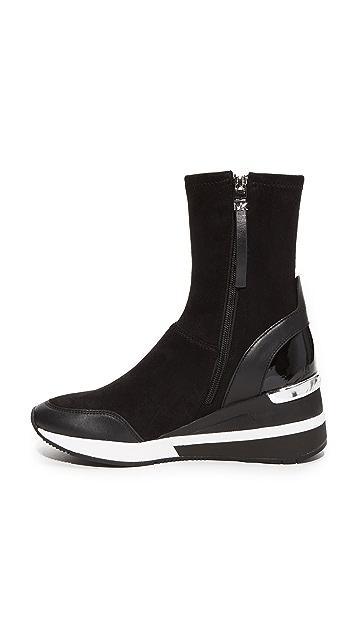 MICHAEL Michael Kors Ace Stretch Sneaker Boots