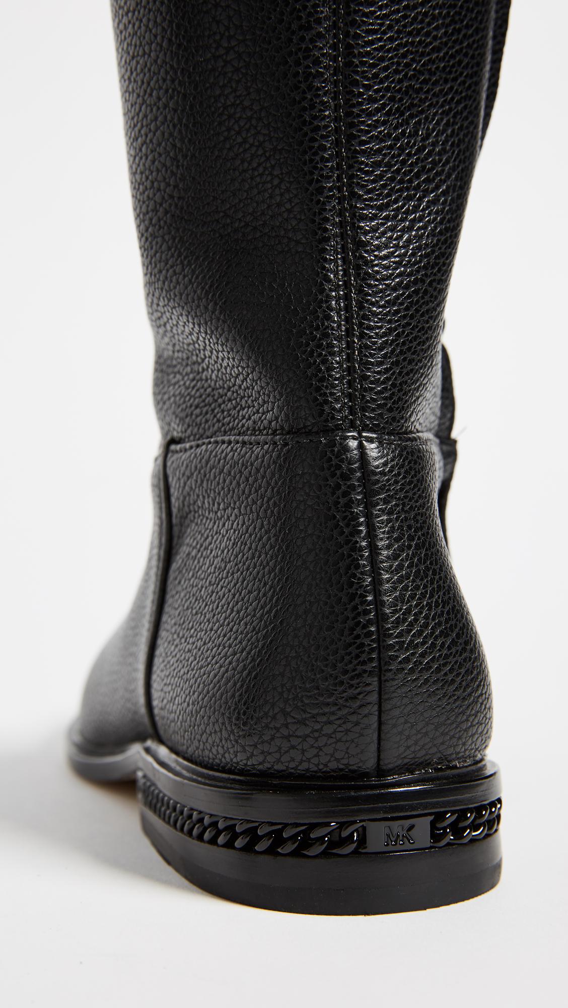 cf65aaf41a7 MICHAEL Michael Kors Jamie Flat Over the Knee Boots