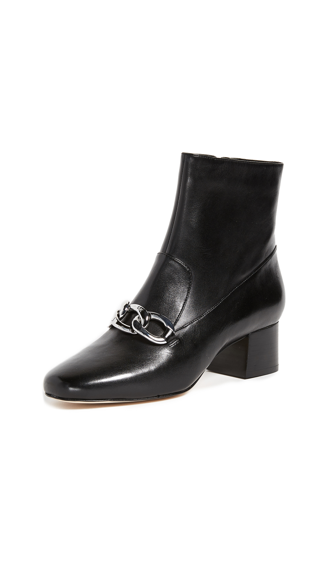 MICHAEL Michael Kors Vanessa Ankle Booties - Black