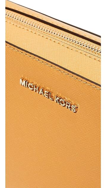 MICHAEL Michael Kors Large East / West Cross Body Bag