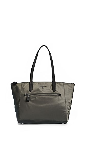 MICHAEL Michael Kors Large Kelsey Tote In Graphite