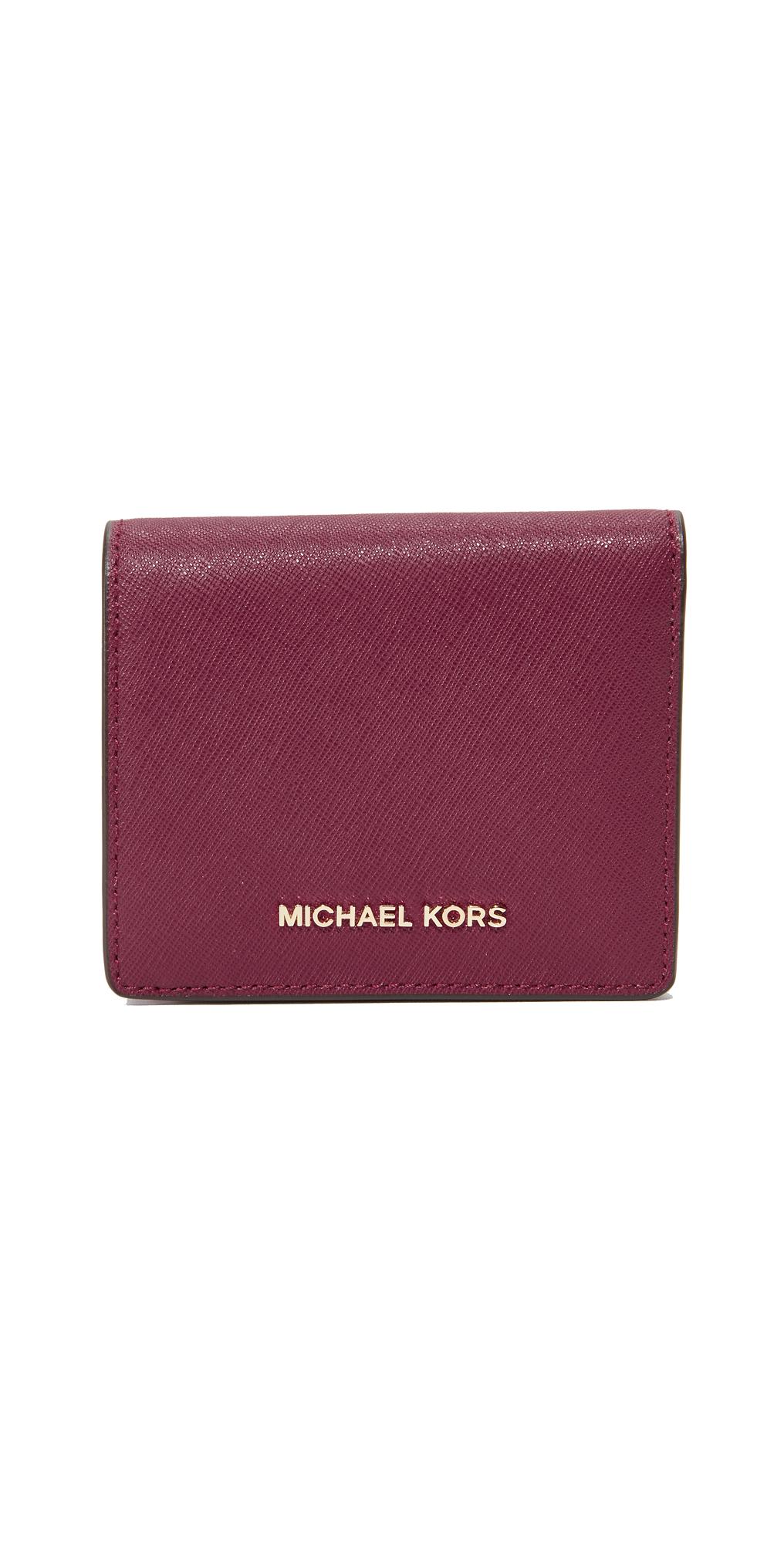Flap Card Holder MICHAEL Michael Kors