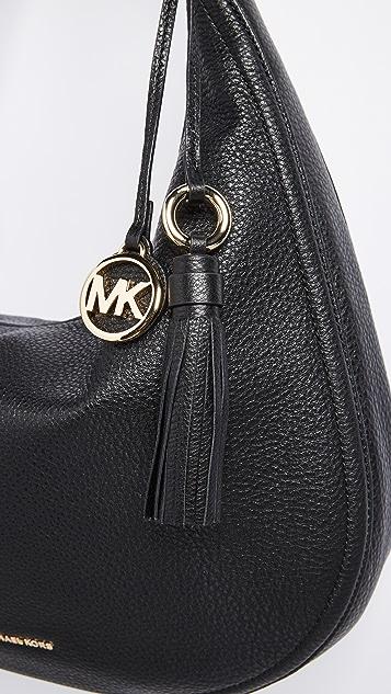 MICHAEL Michael Kors Medium Lydia Hobo Bag