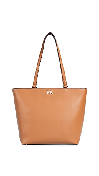 MICHAEL Michael Kors Medium Mott Tote In Acorn