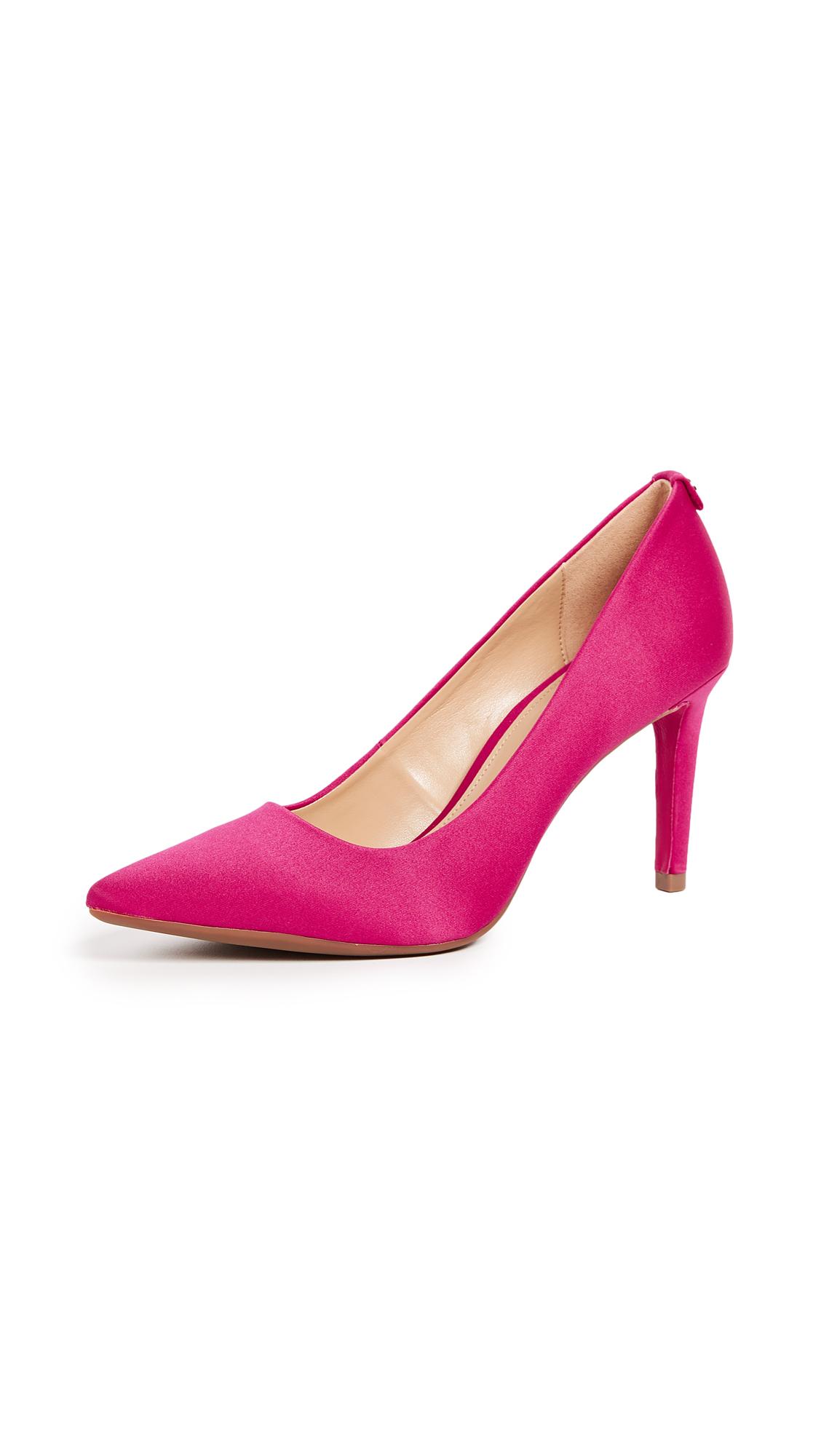 MICHAEL Michael Kors Dorothy Flex Pumps - Ultra Pink