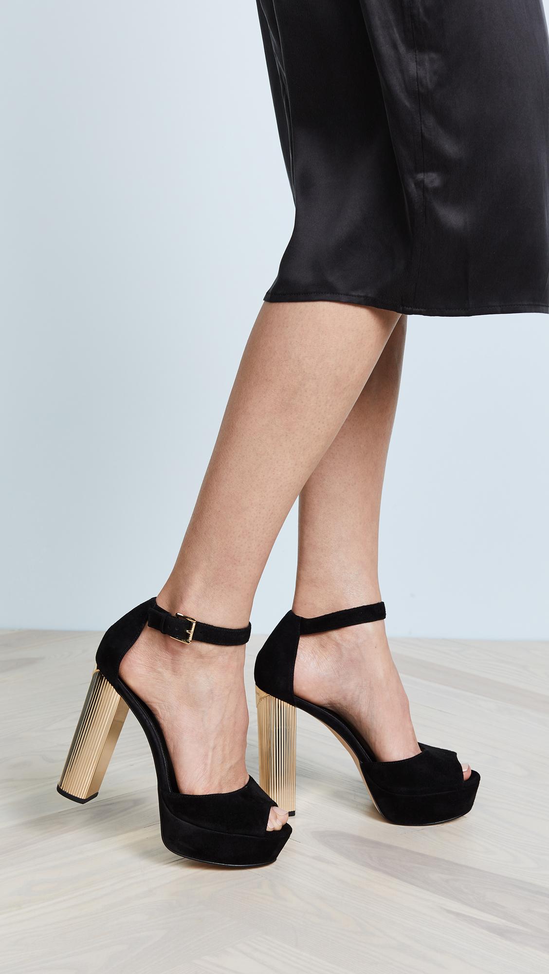 5b79eb53ac6 MICHAEL Michael Kors Paloma Platform Sandals