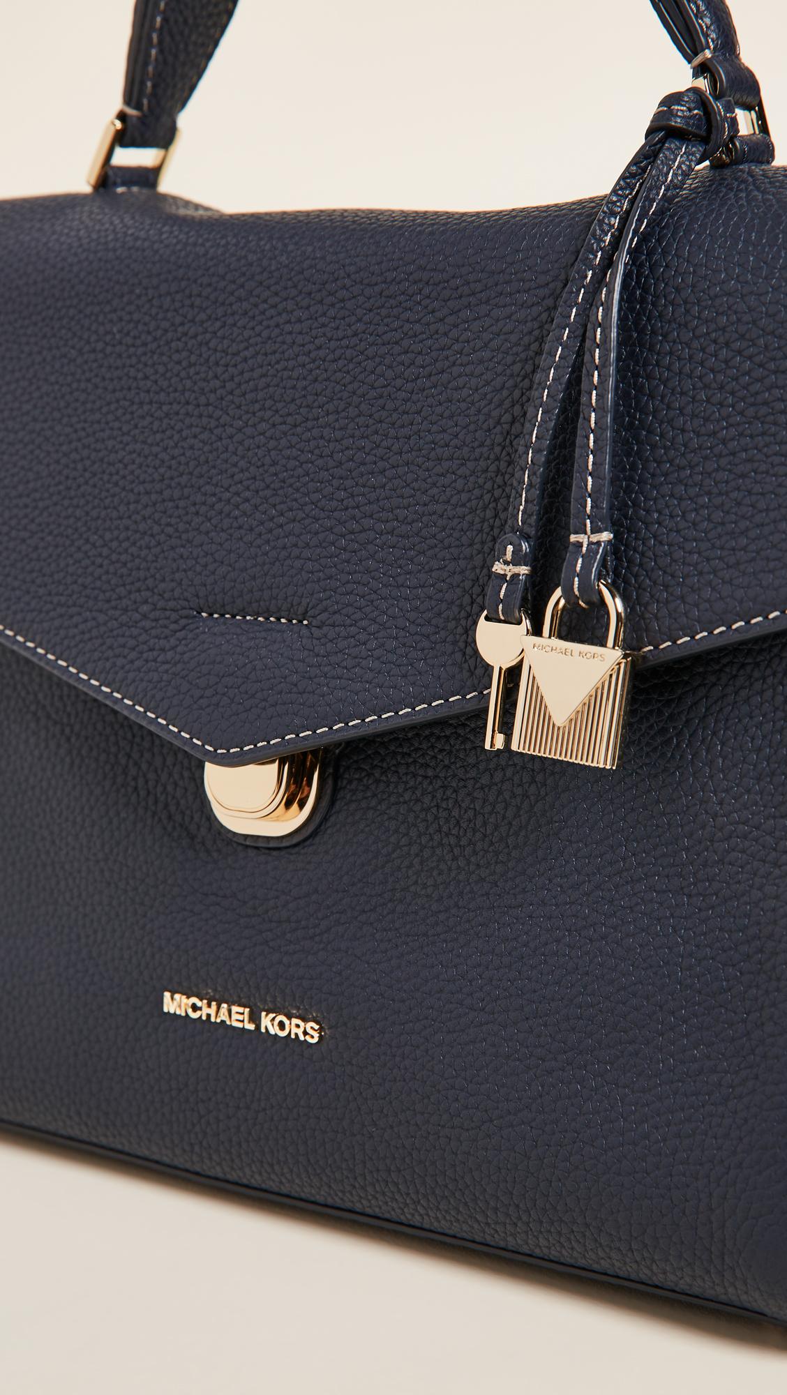 95d91368665b MICHAEL Michael Kors Bristol Medium Top Handle Satchel | SHOPBOP