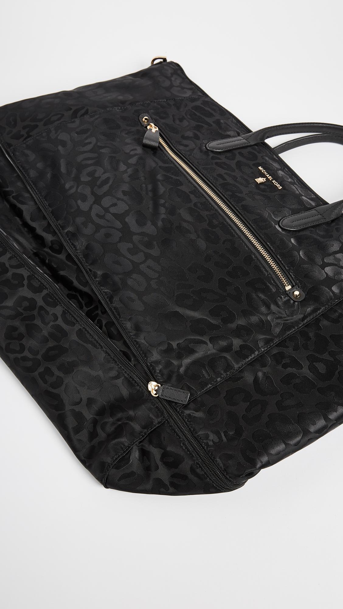 1d725bd9a937 MICHAEL Michael Kors Nylon Kelsey XL Expandable Travel Tote