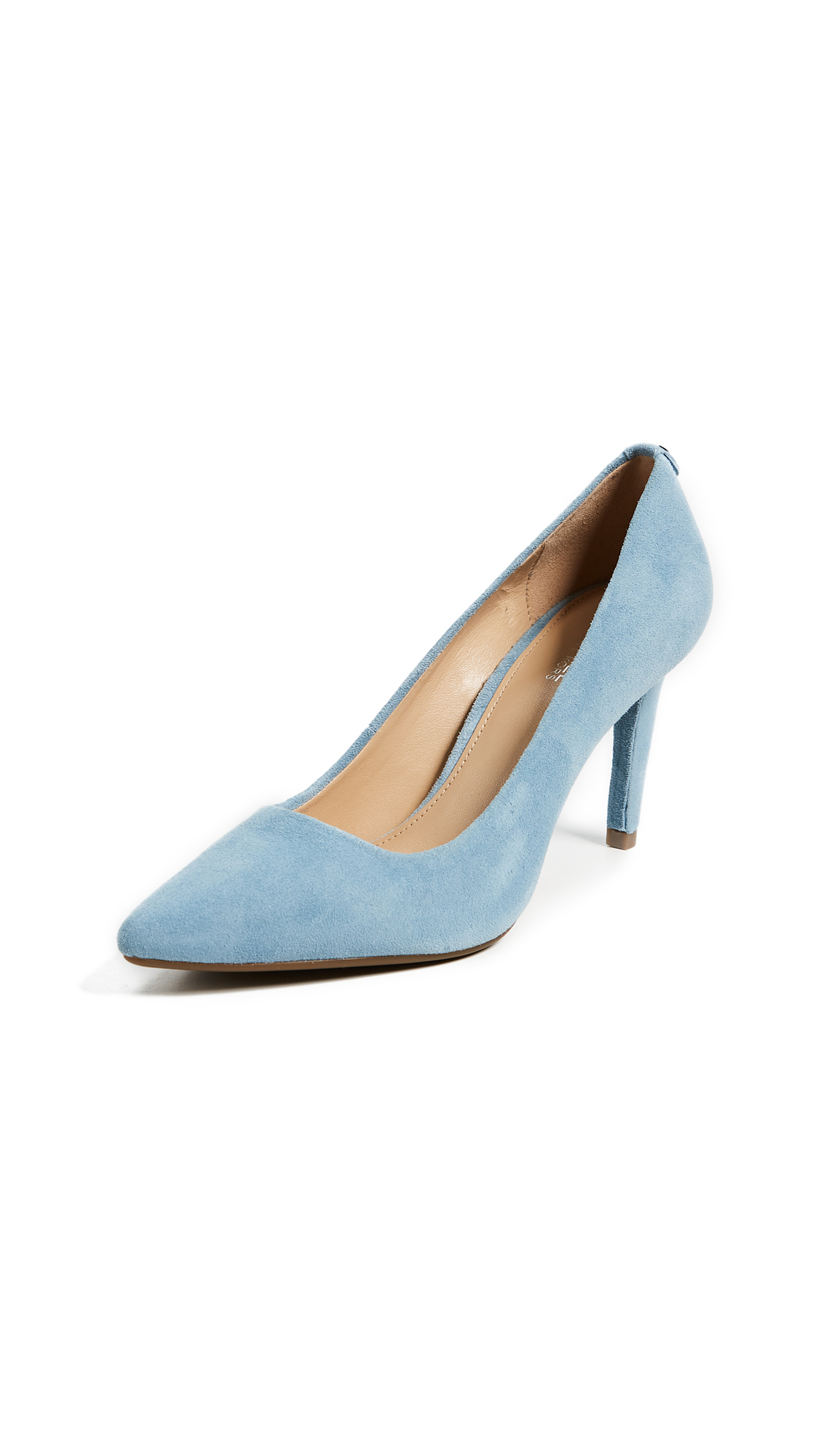 MICHAEL Michael Kors Dorothy Flex Pumps - Pale Blue