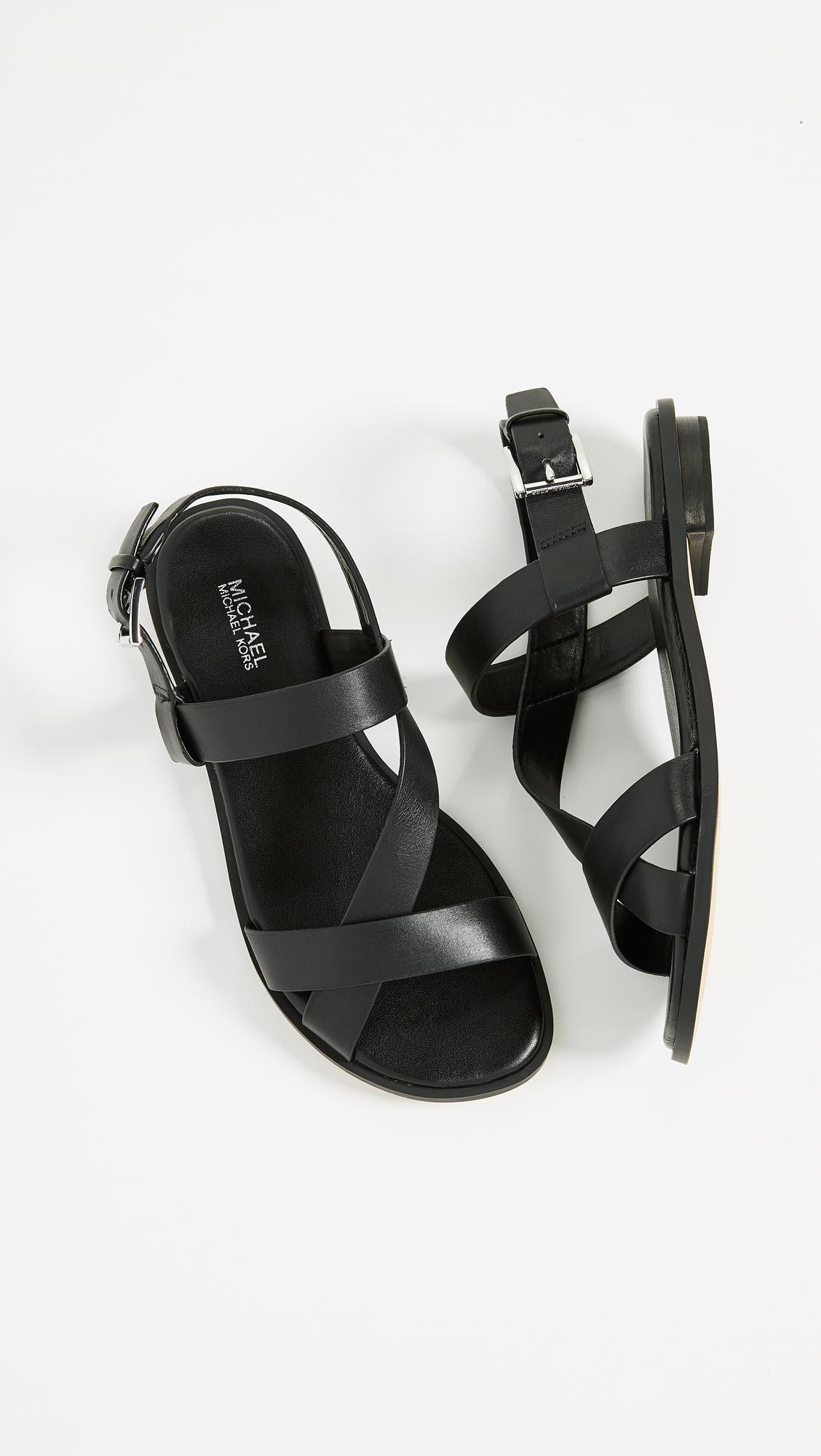 95f26ef50c MICHAEL Michael Kors Mackay Flat Sandals | SHOPBOP