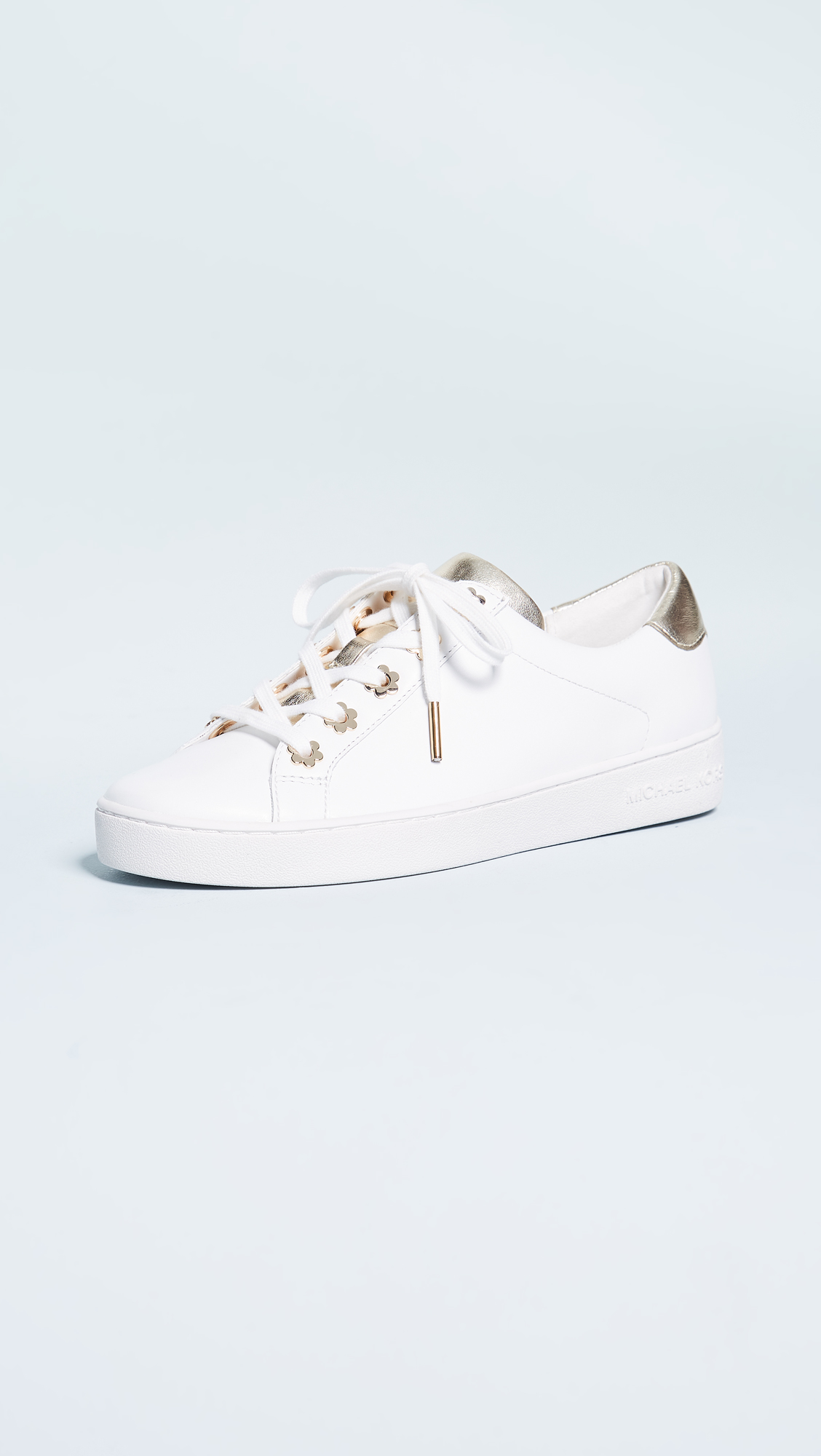 ad775530294 MICHAEL Michael Kors Irving Lace Up Sneakers