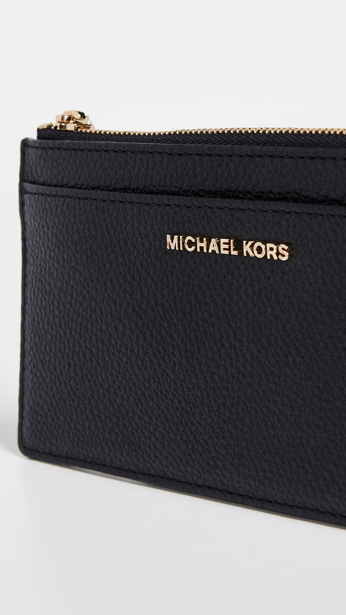 41b14ca9d1ff MICHAEL Michael Kors Large Slim Card Case | SHOPBOP