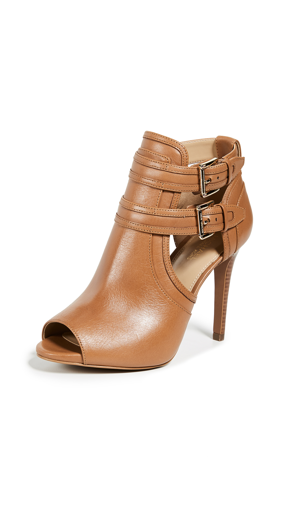 BLAZE OPEN TOE BOOTIES