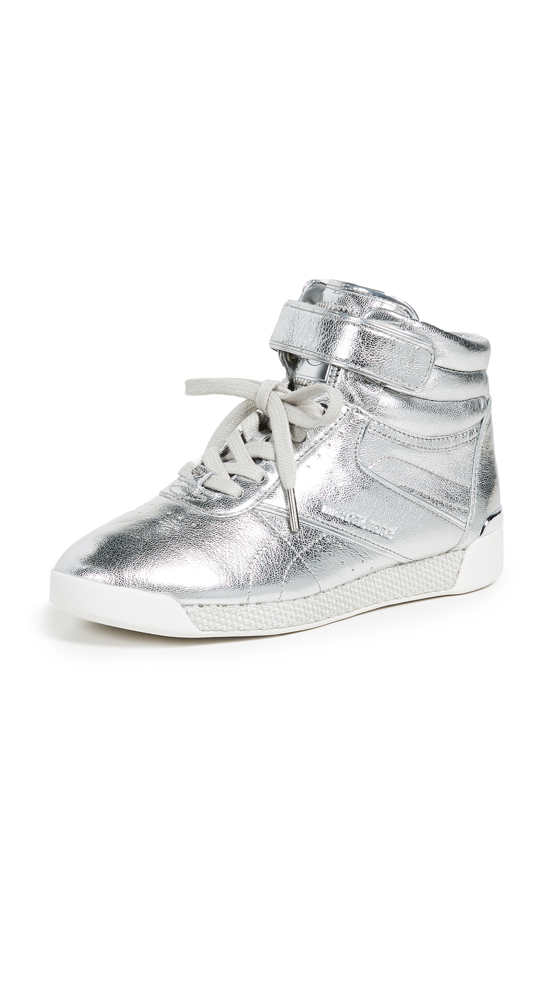 MICHAEL Michael Kors Addie High Top Sneakers