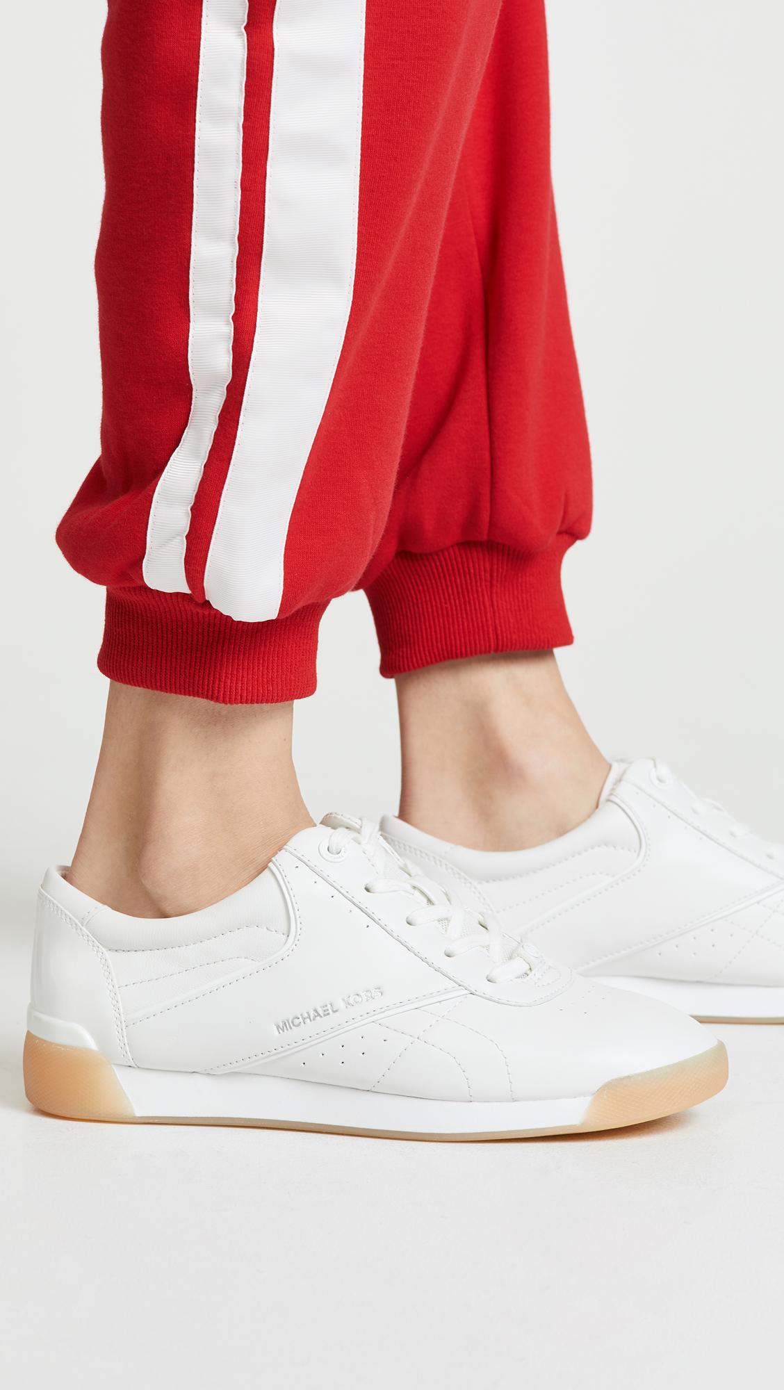c66e758721 MICHAEL Michael Kors Addie Lace Up Sneakers   SHOPBOP
