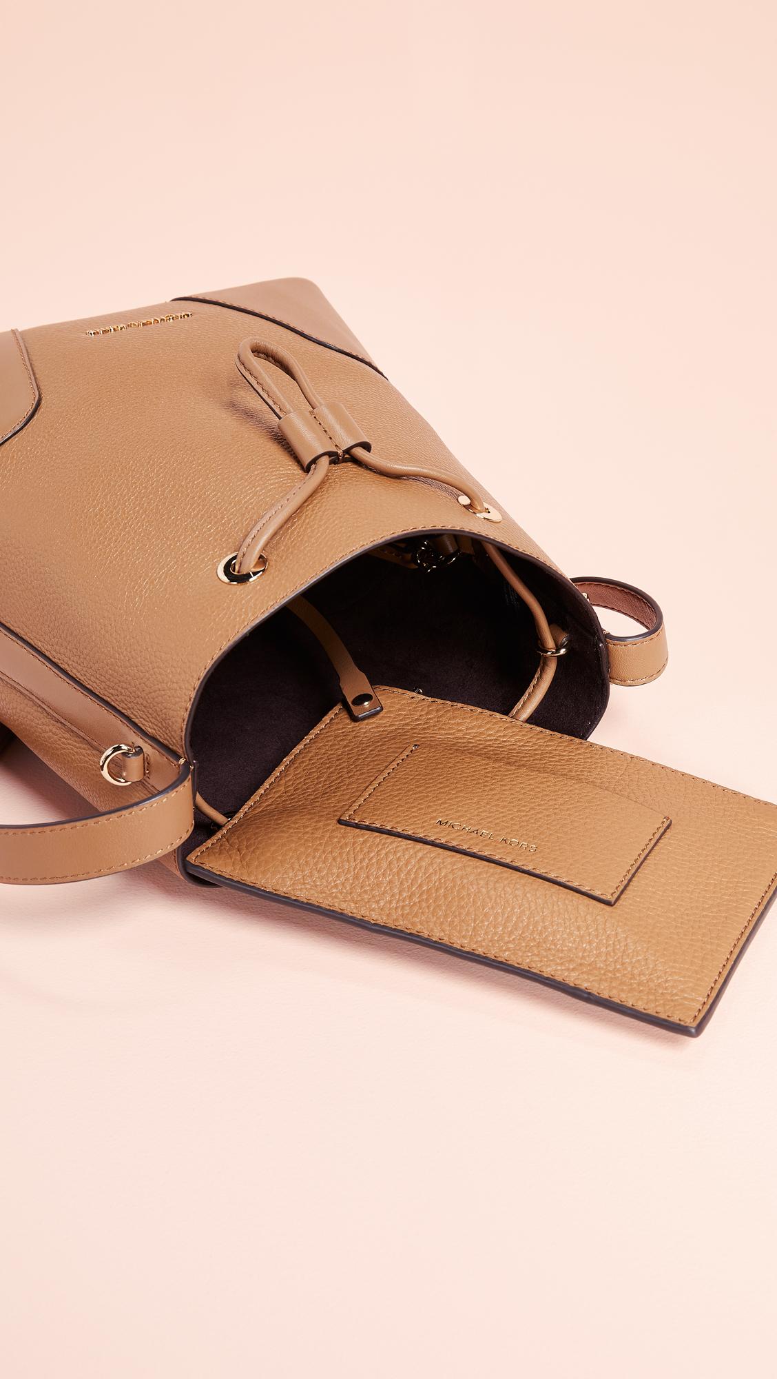 f7fbea7c52b8db MICHAEL Michael Kors Cary Small Bucket Bag | SHOPBOP