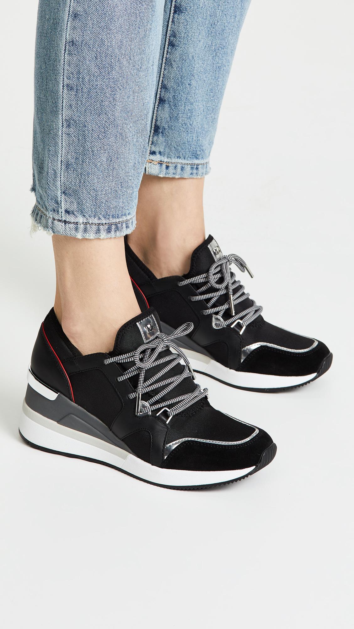 ff6118d4d72c MICHAEL Michael Kors Liv Trainer Sneakers