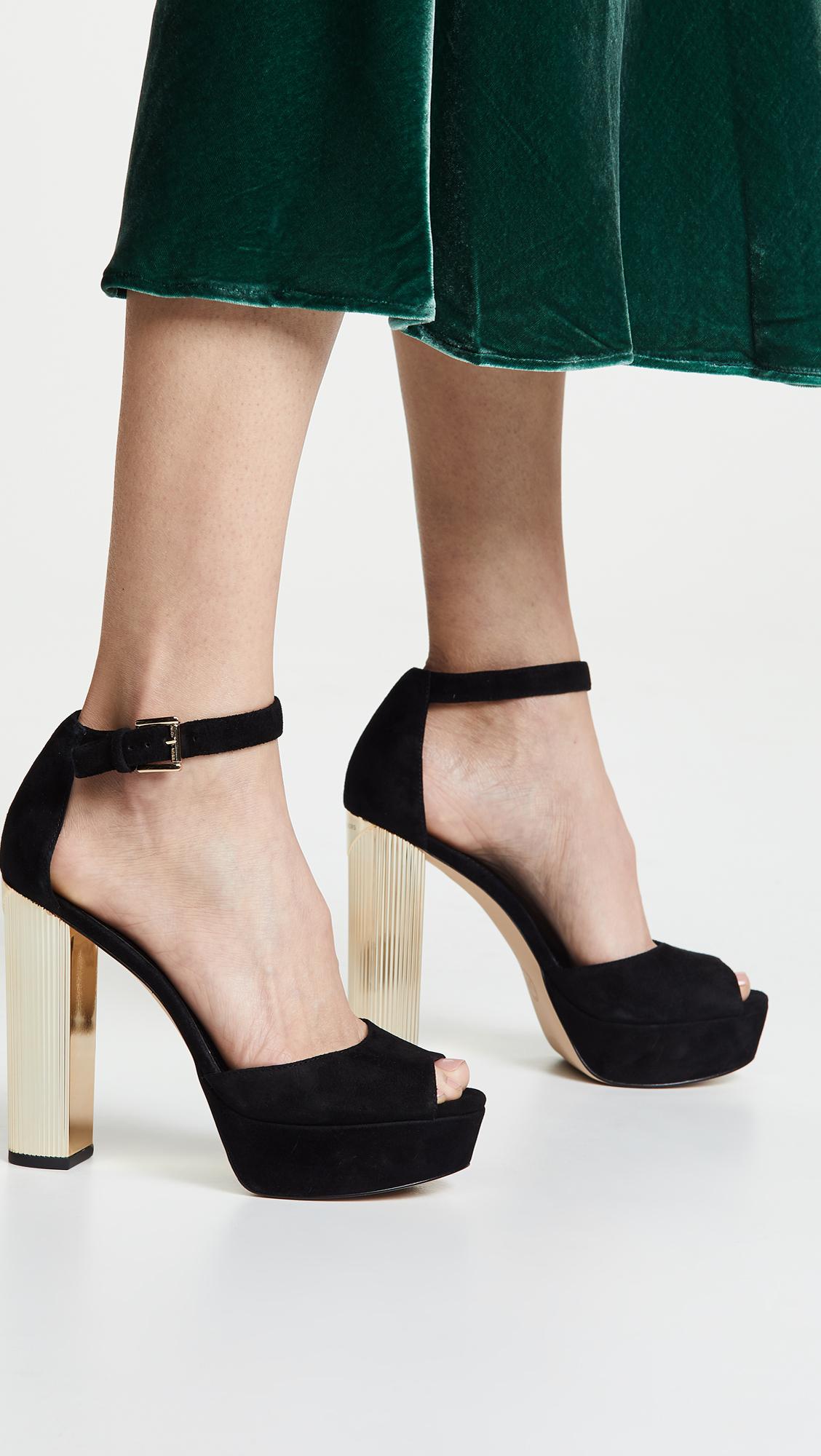 07a2bdb1dfafb MICHAEL Michael Kors Paloma Platform Sandals