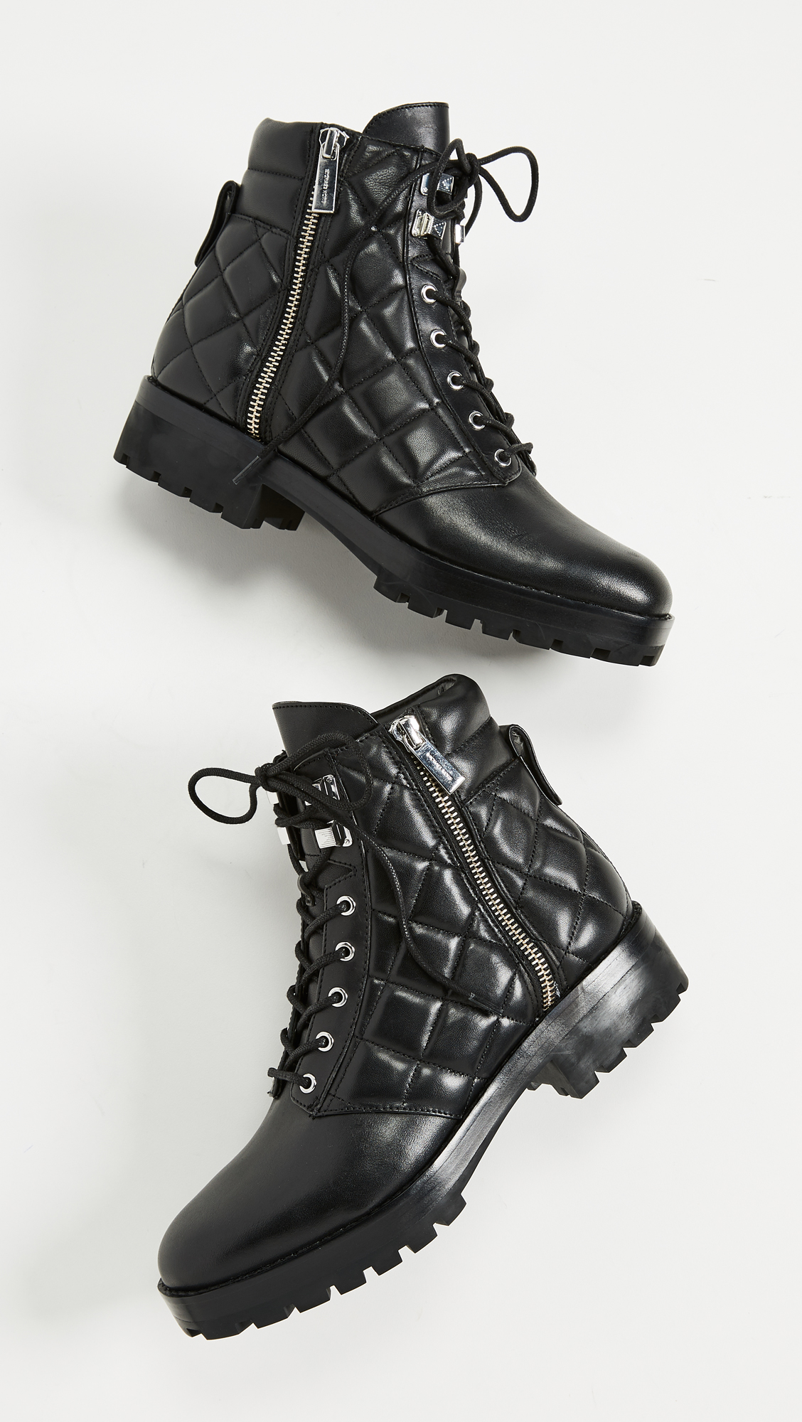 cdffb6fe4ec MICHAEL Michael Kors Rosario Quilted Combat Boots | SHOPBOP