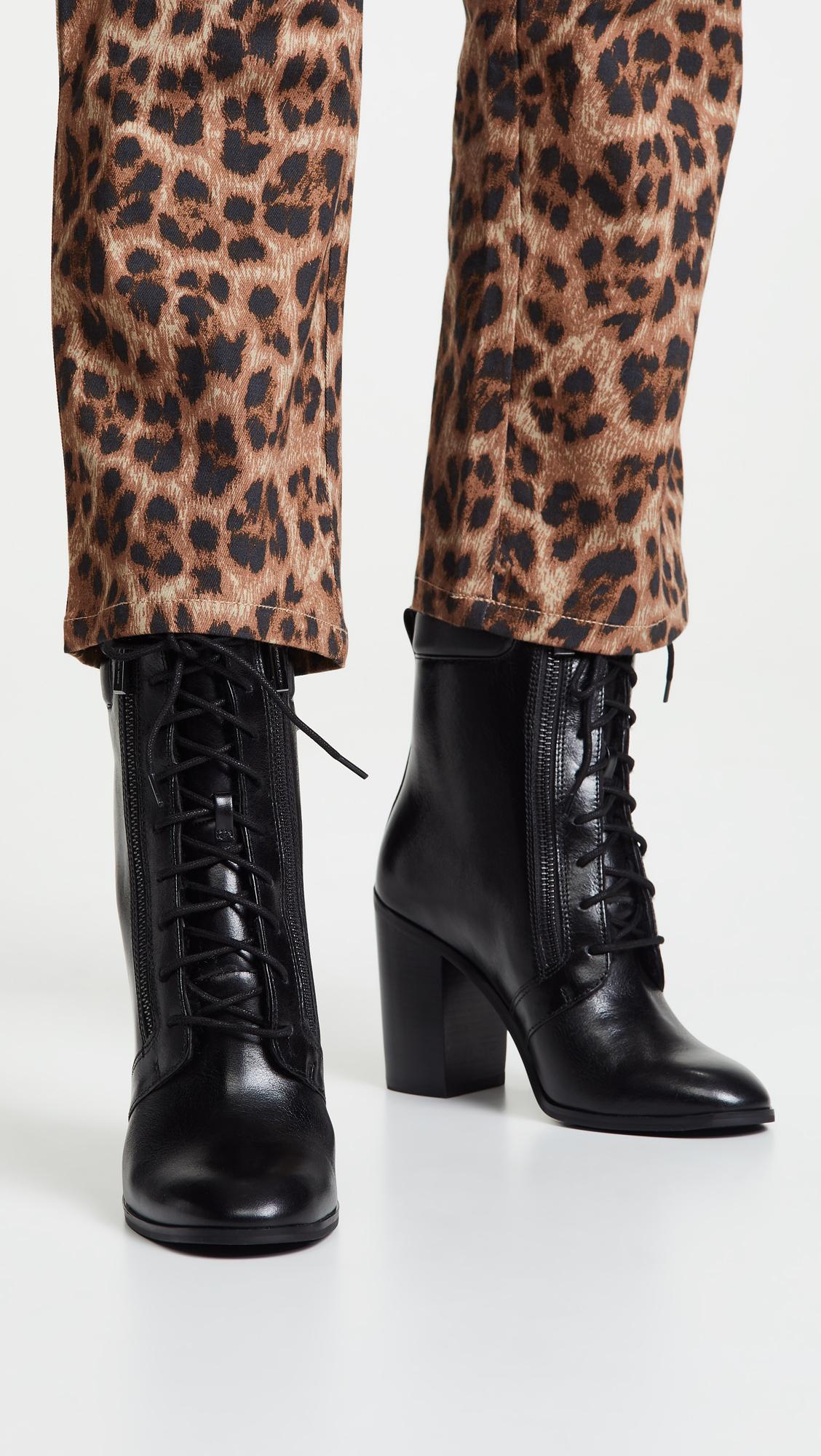 f5c43ce5877 MICHAEL Michael Kors Rosario Lace Up Boots | SHOPBOP