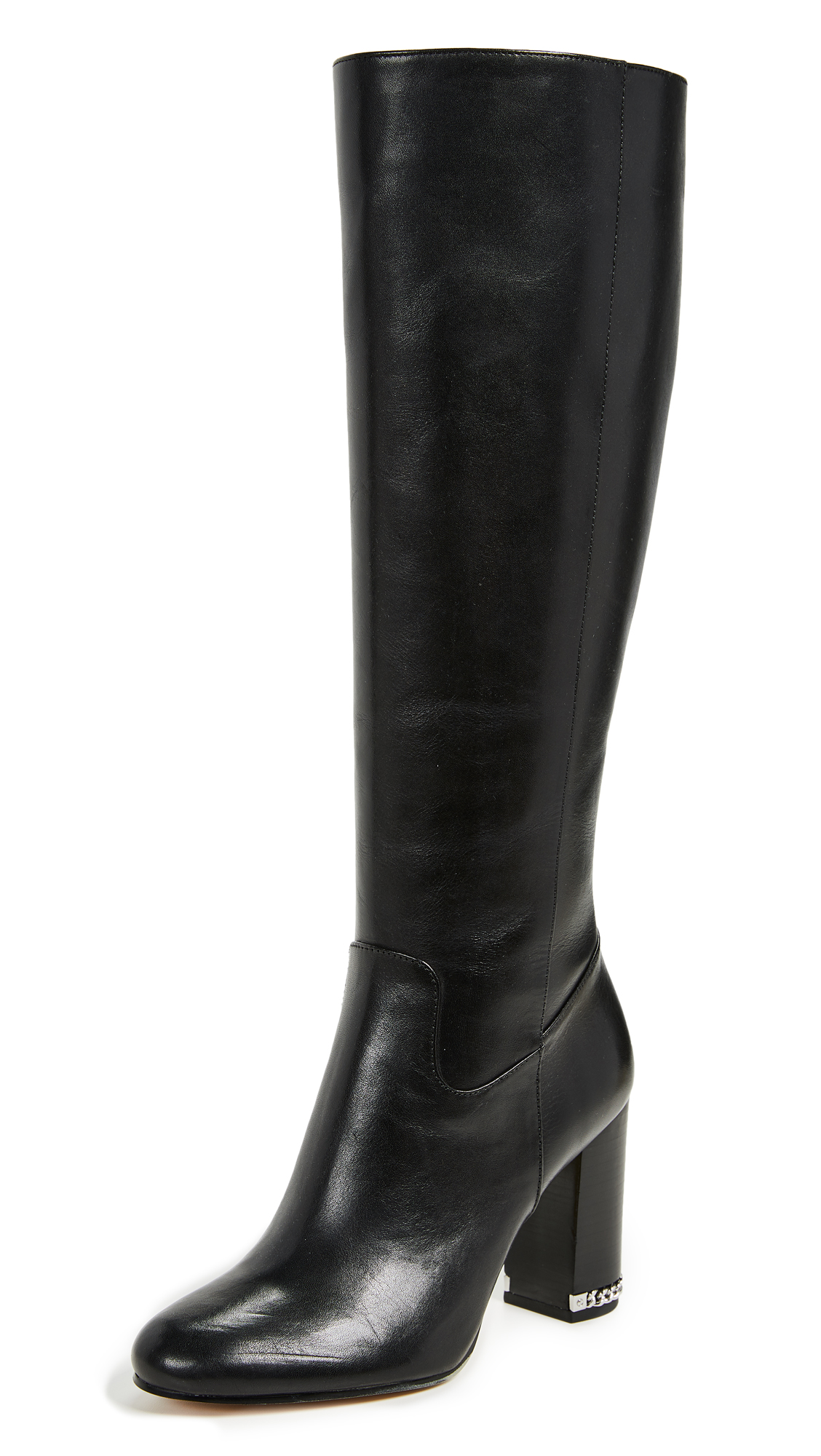 MICHAEL Michael Kors Walker Tall Boots - Black