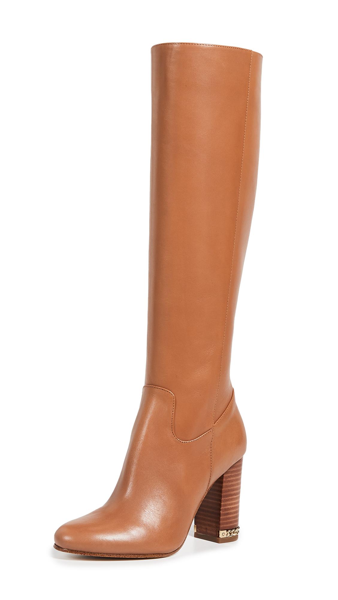 MICHAEL Michael Kors Walker Tall Boots - Acorn