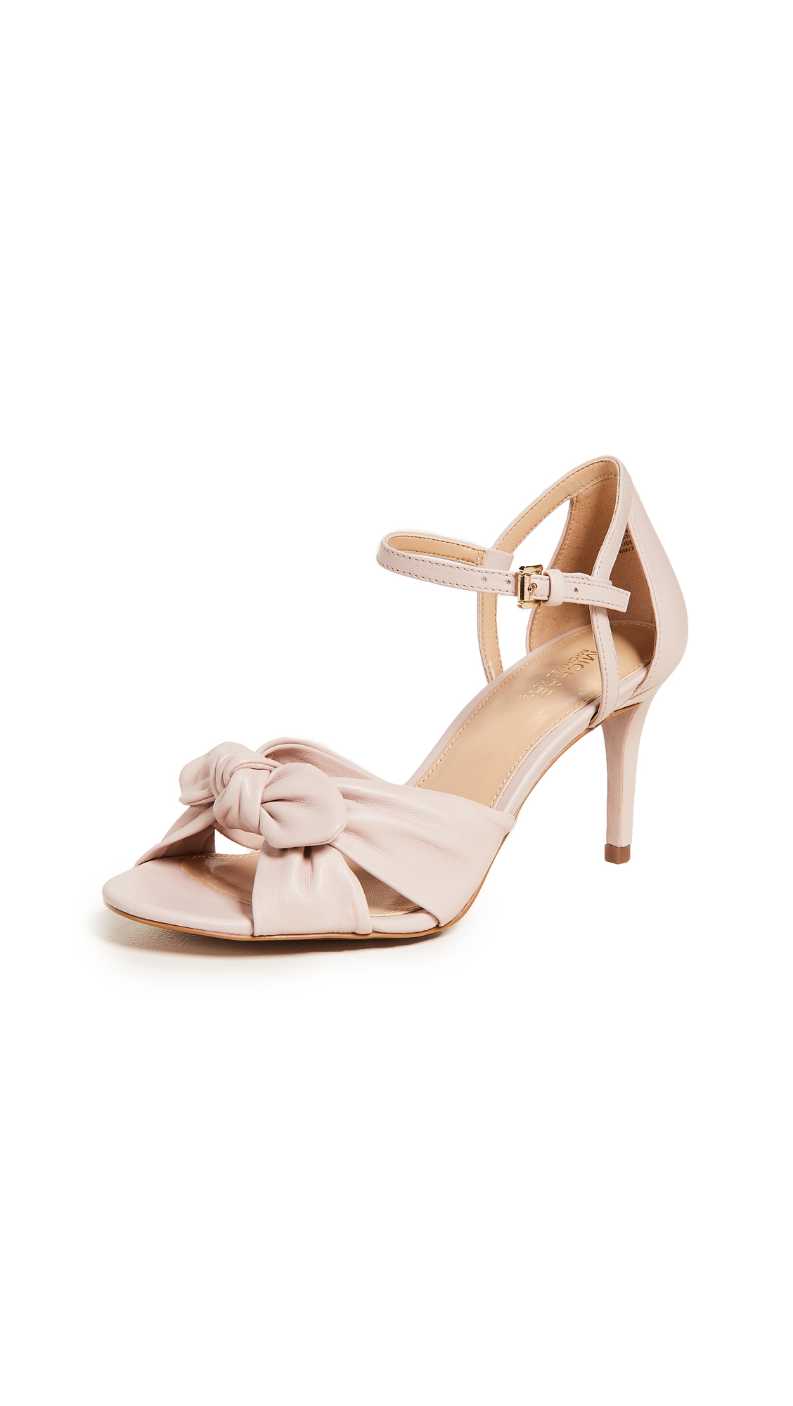 MICHAEL Michael Kors Pippa Strappy Sandals - Soft Pink