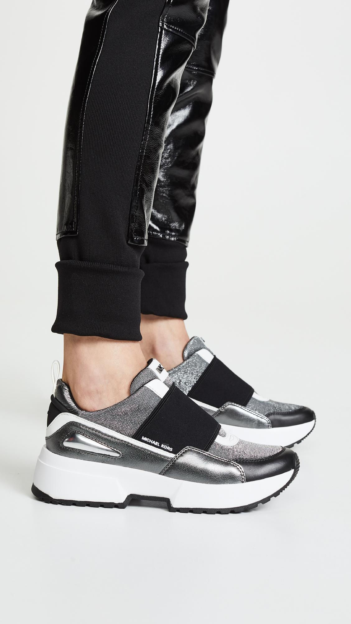 53c687b27bc6 MICHAEL Michael Kors Cosmo Sneakers