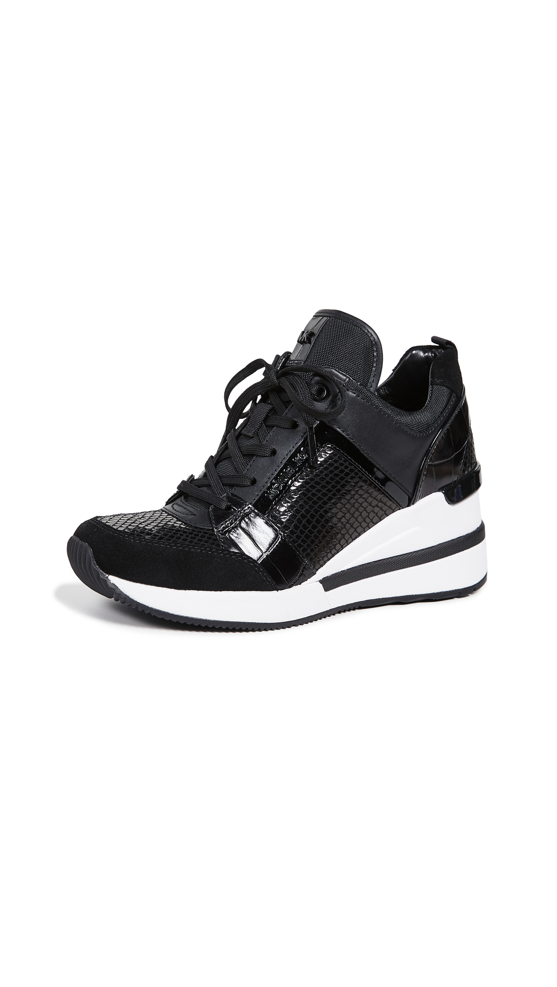 MICHAEL Michael Kors Georgie Trainers - Black