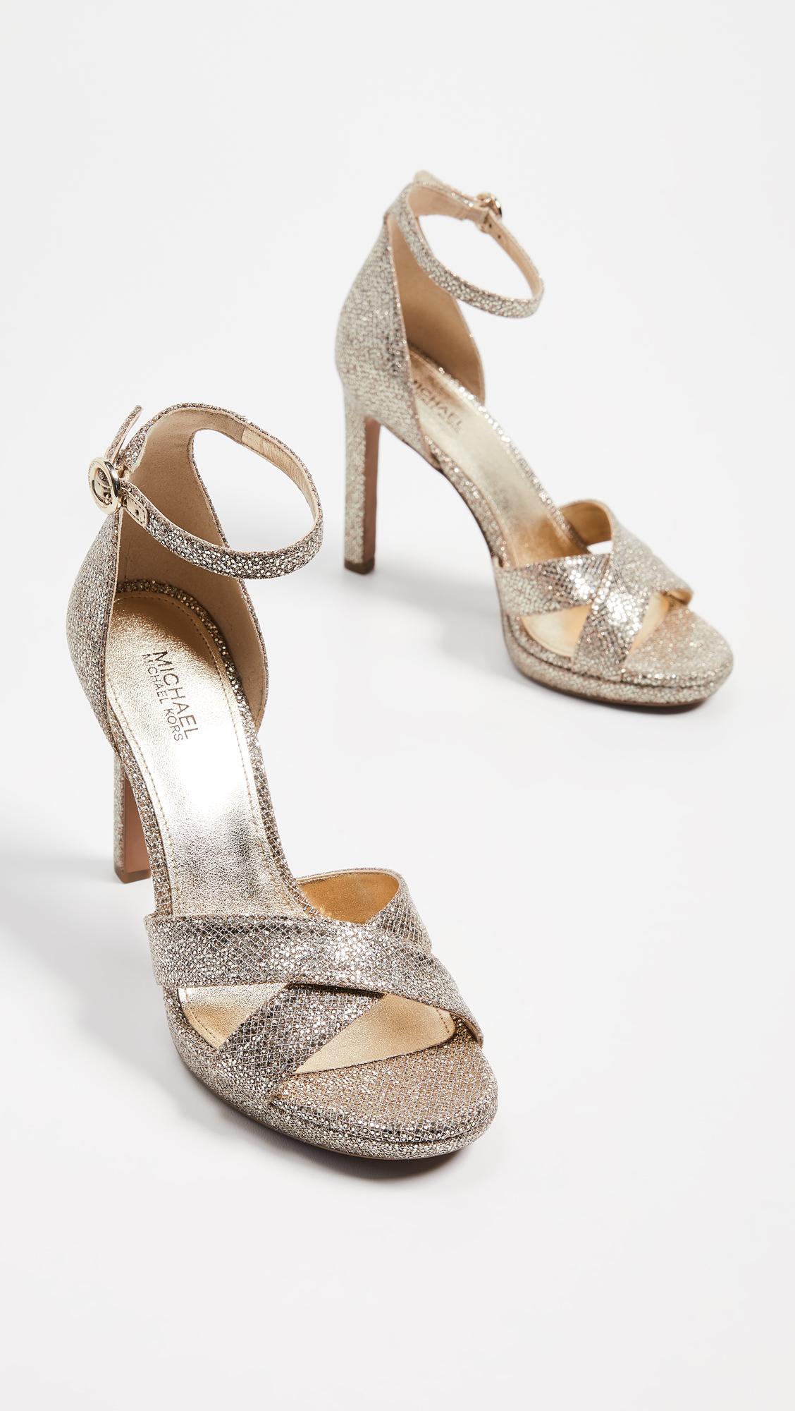 301071d89e35 MICHAEL Michael Kors Alexia Ankle Strap Sandals