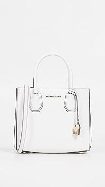 15fe78e438c9b MICHAEL Michael Kors. Mercer Medium Accordion Messenger Bag. $278.00  $278.00 $278.00. Optic White