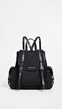 591775af7b64 MICHAEL Michael Kors. Leila Small Flap Backpack
