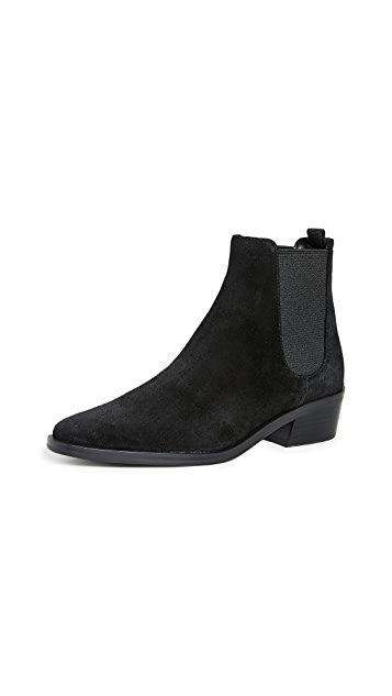MICHAEL Michael Kors Lottie Chelsea Boots